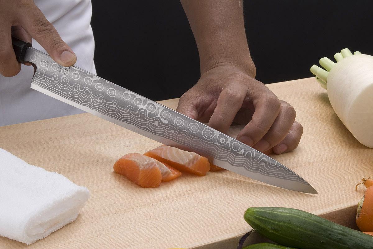 Couteaux de cuisine x4 German din 14116  Couteaux de